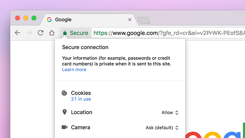 location google