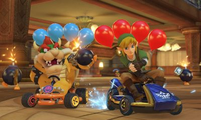 mario kart 8 deluxe balloon battle