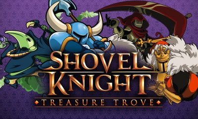 Review – Shovel Knight: Treasure Trove