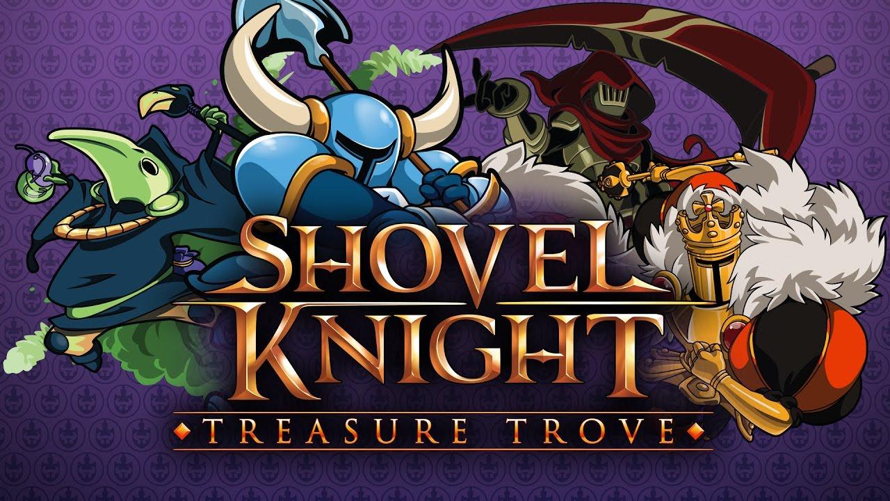 Review – Shovel Knight: Treasure Trove