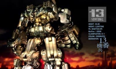 13 Sentinels