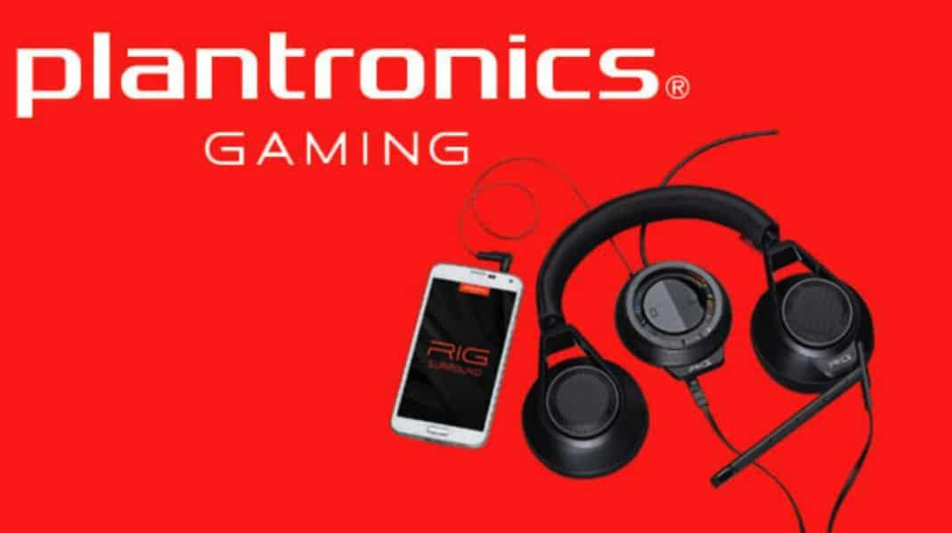 Plantronics gaming