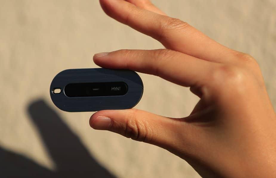 mynt smart tracker