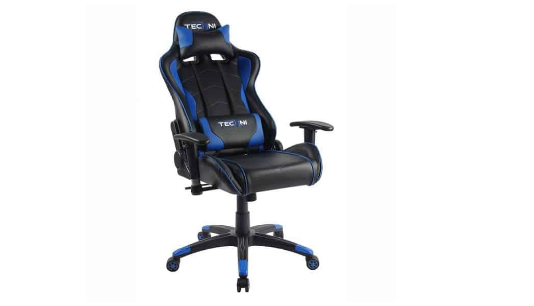 Cool Review Techni Sport Ts 5000 Ergonomic Racing Chair Meh Ibusinesslaw Wood Chair Design Ideas Ibusinesslaworg