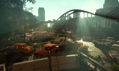 Last of Us Unreal Engine 4