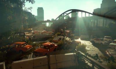 Last of Us Unreal Engine 4