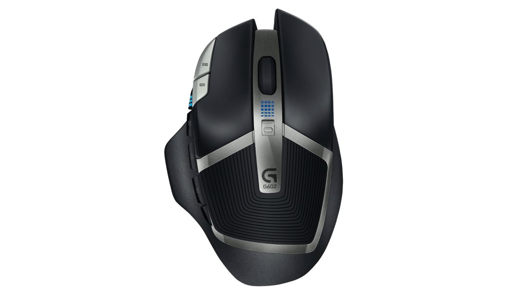 Logitech g6202 gaming mouse