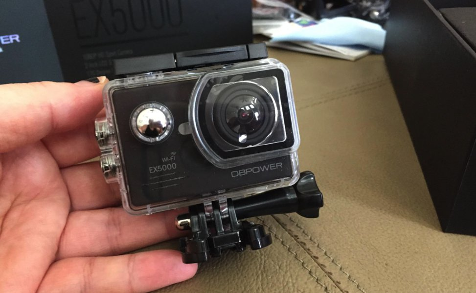 DBPower Action cam