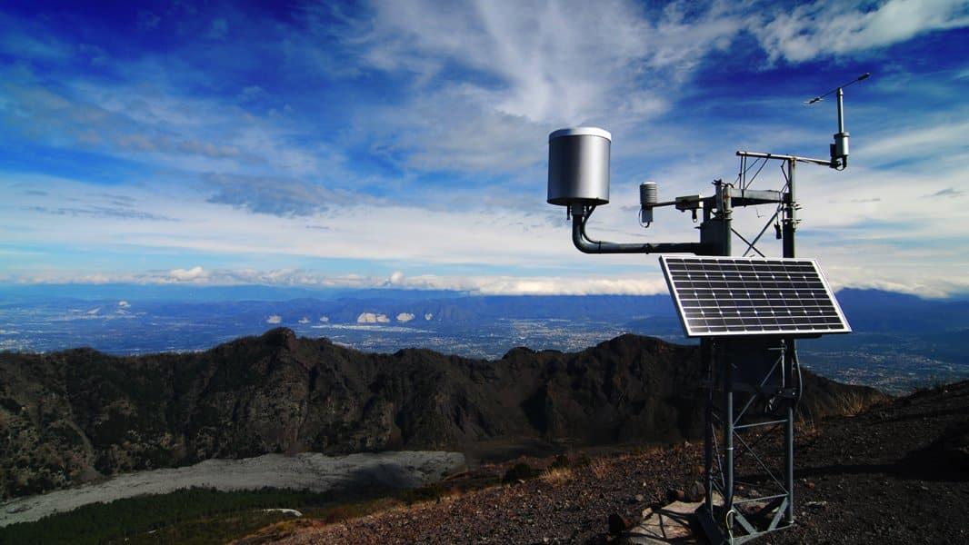 weather station technology