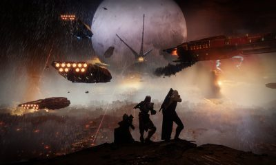 destiny 2 screenshot with ships in background