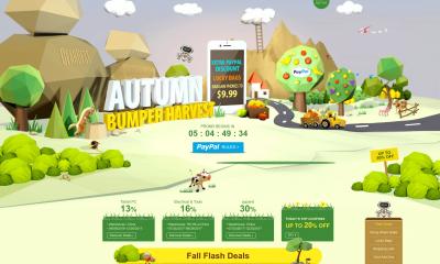 gearbest autumn bumper sale