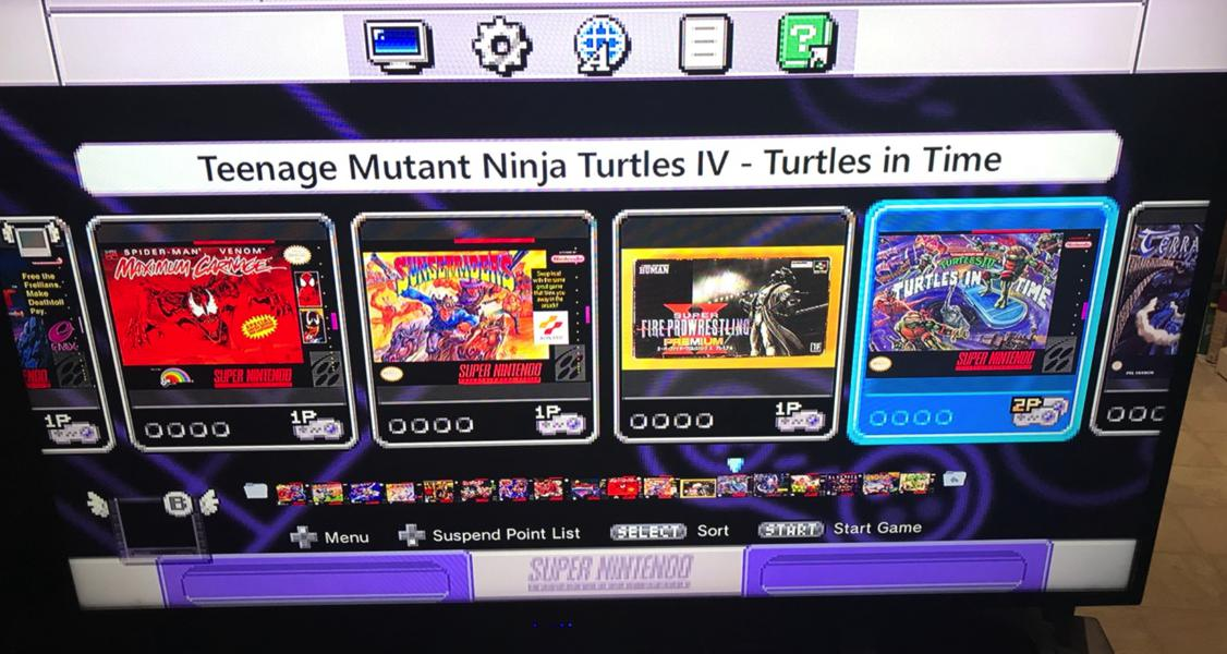 SNES Classic mod