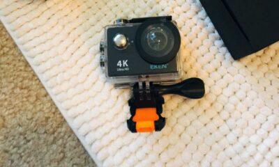 eken 4k action cam review shot