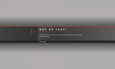 destiny 2 banned