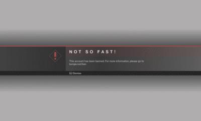 destiny 2 banned