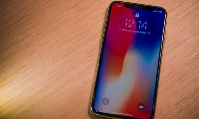 iPhone x ios 11.4