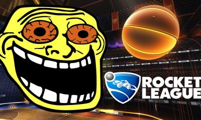 rocket league trolls