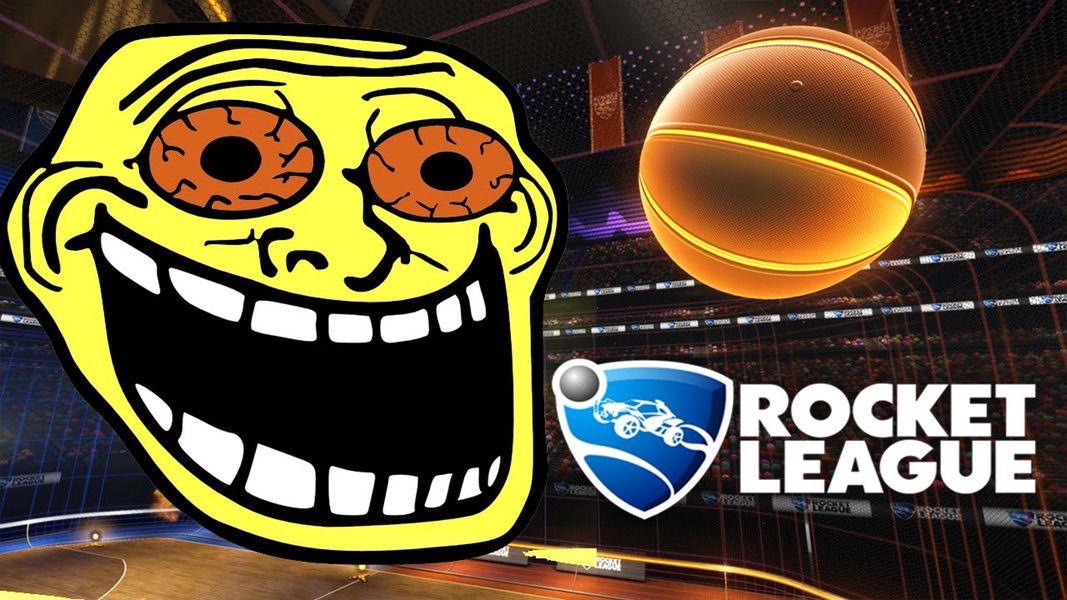 rocket league trolls