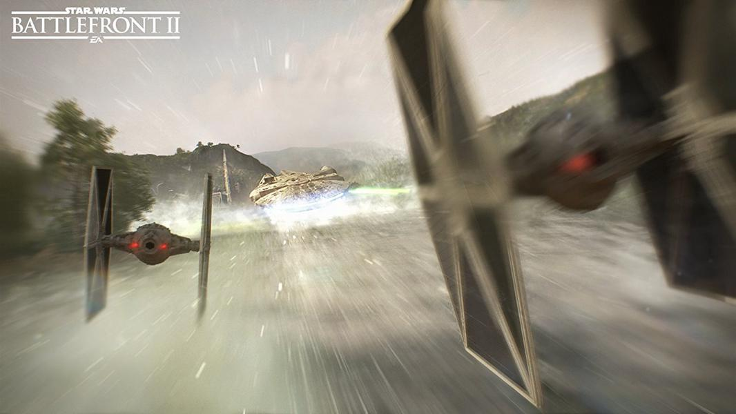 Starwars battlefront 2