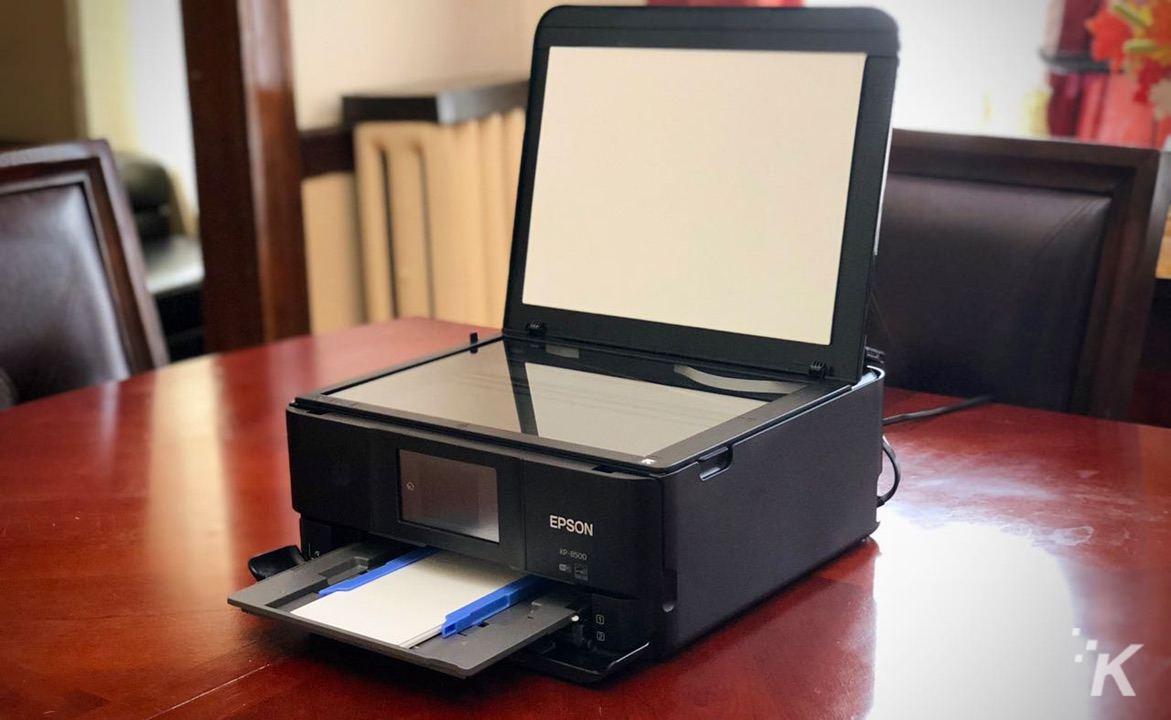 Epson-Photo XP-8500-printer