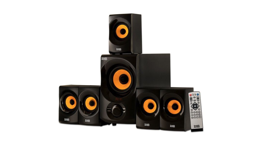 acoustic audio