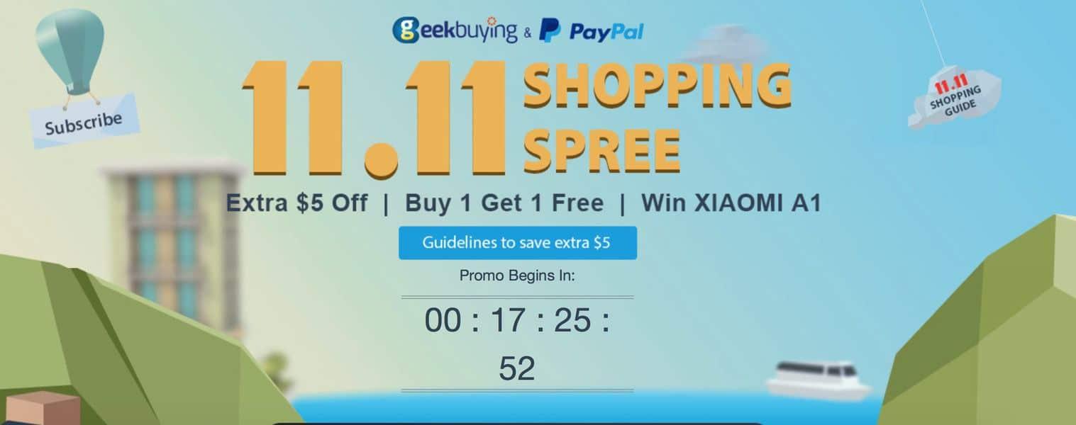 geekbuying promotion