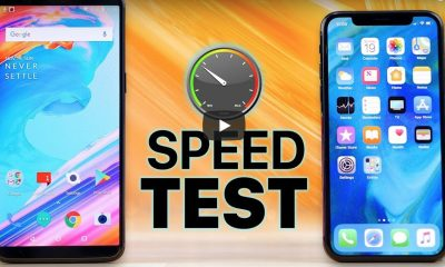 iPhone X Speed Test