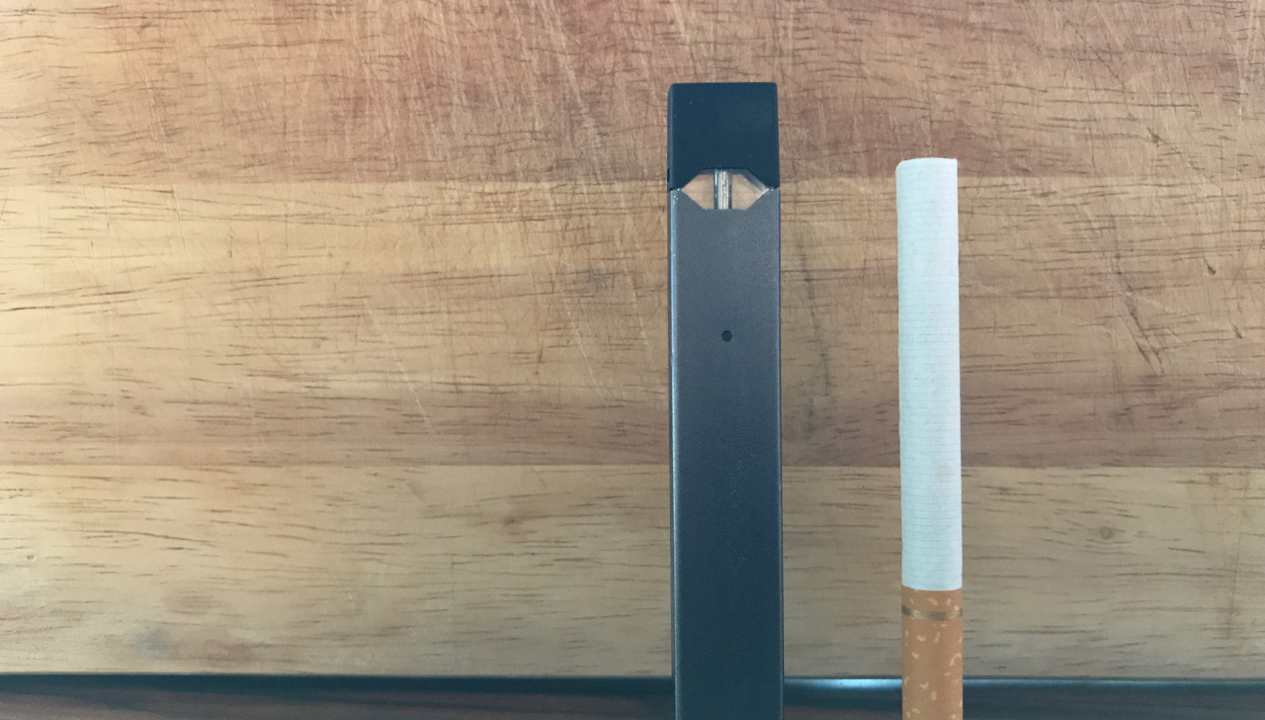 Juul Labs is being sued because some customers are just too
