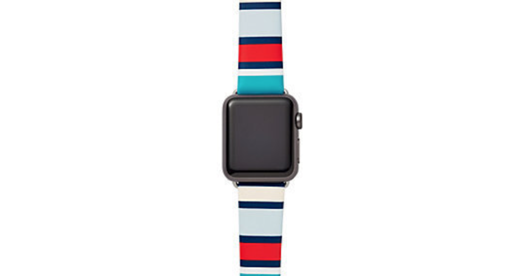 kate spade leather apple watch