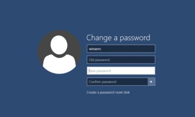 windows 10 password