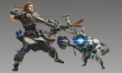 horizon zero dawn items in monster hunter world