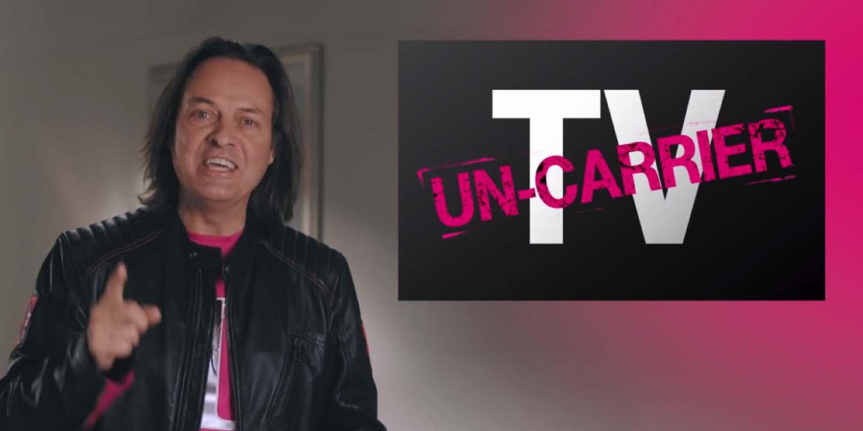 t-mobile tv uncarrier