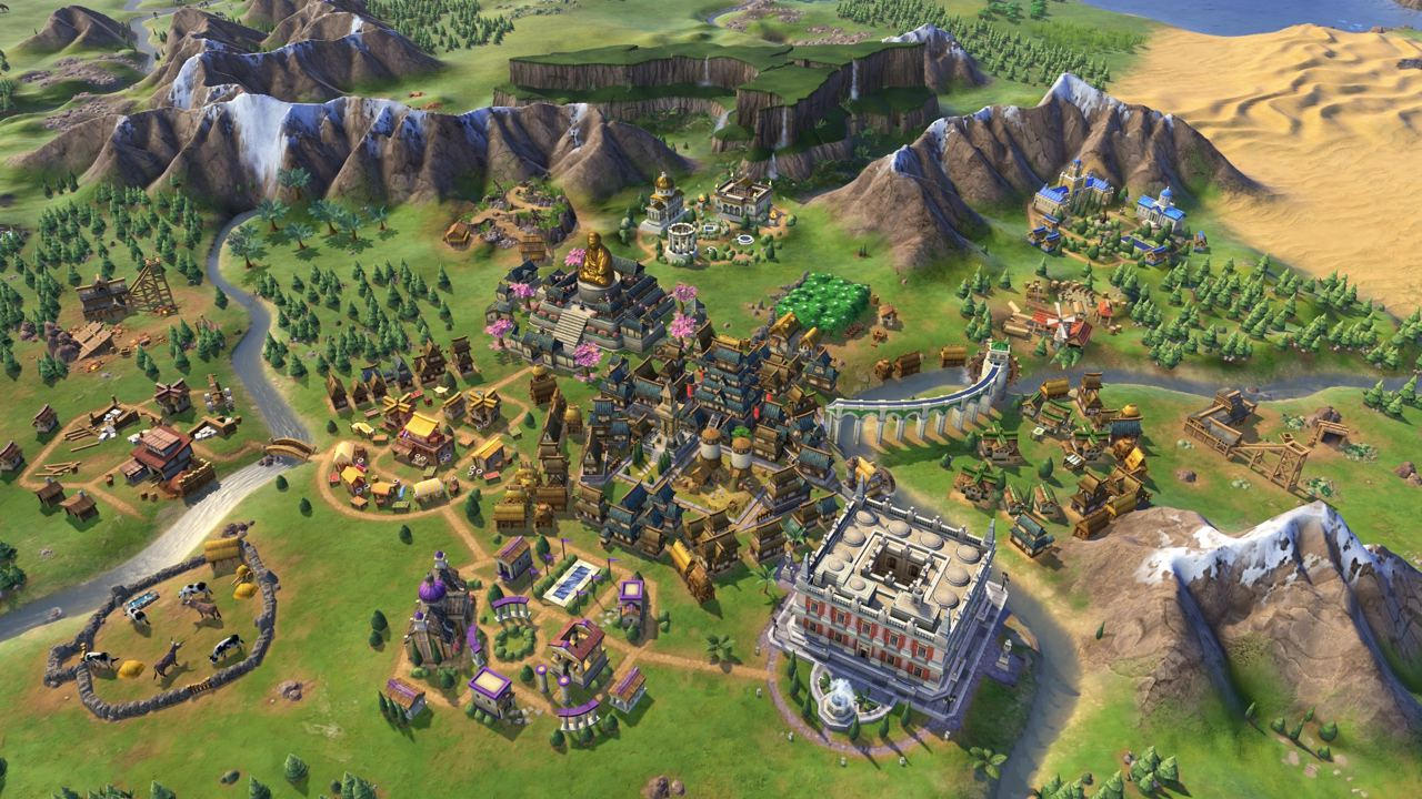 civilization vi: rise and fall