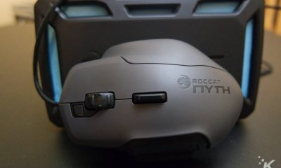 roccat nyth optical mmo gaming mouse review