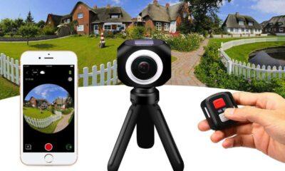 poweradd 360 degree camera