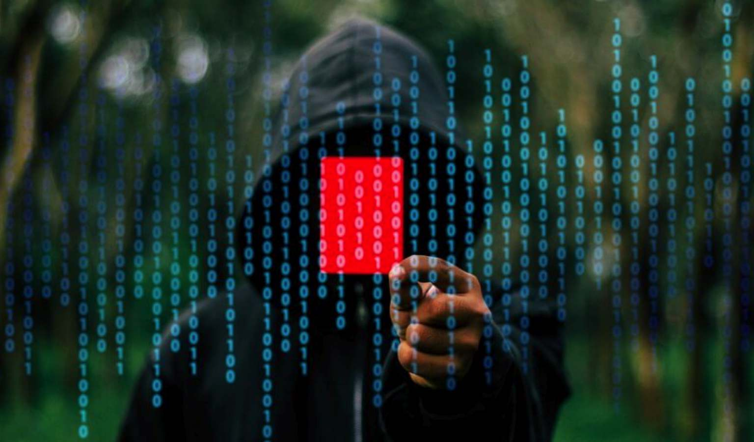 data hacker hiding data