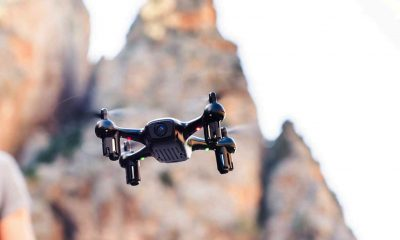 fader drone review