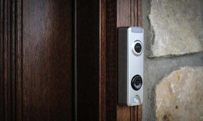 honeywell trim video doorbell