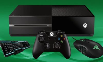 mouse keyboard support xbox one