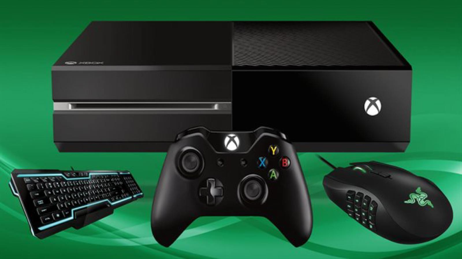 Thankfully, keyboard and mouse support to stay on Xbox One