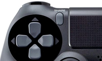 share games ps4