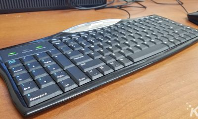 Evoluent reduced-reach keyboard