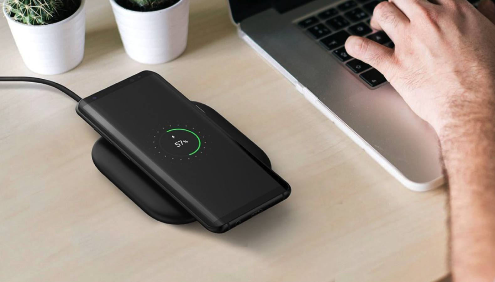 dodocool wireless charging pad