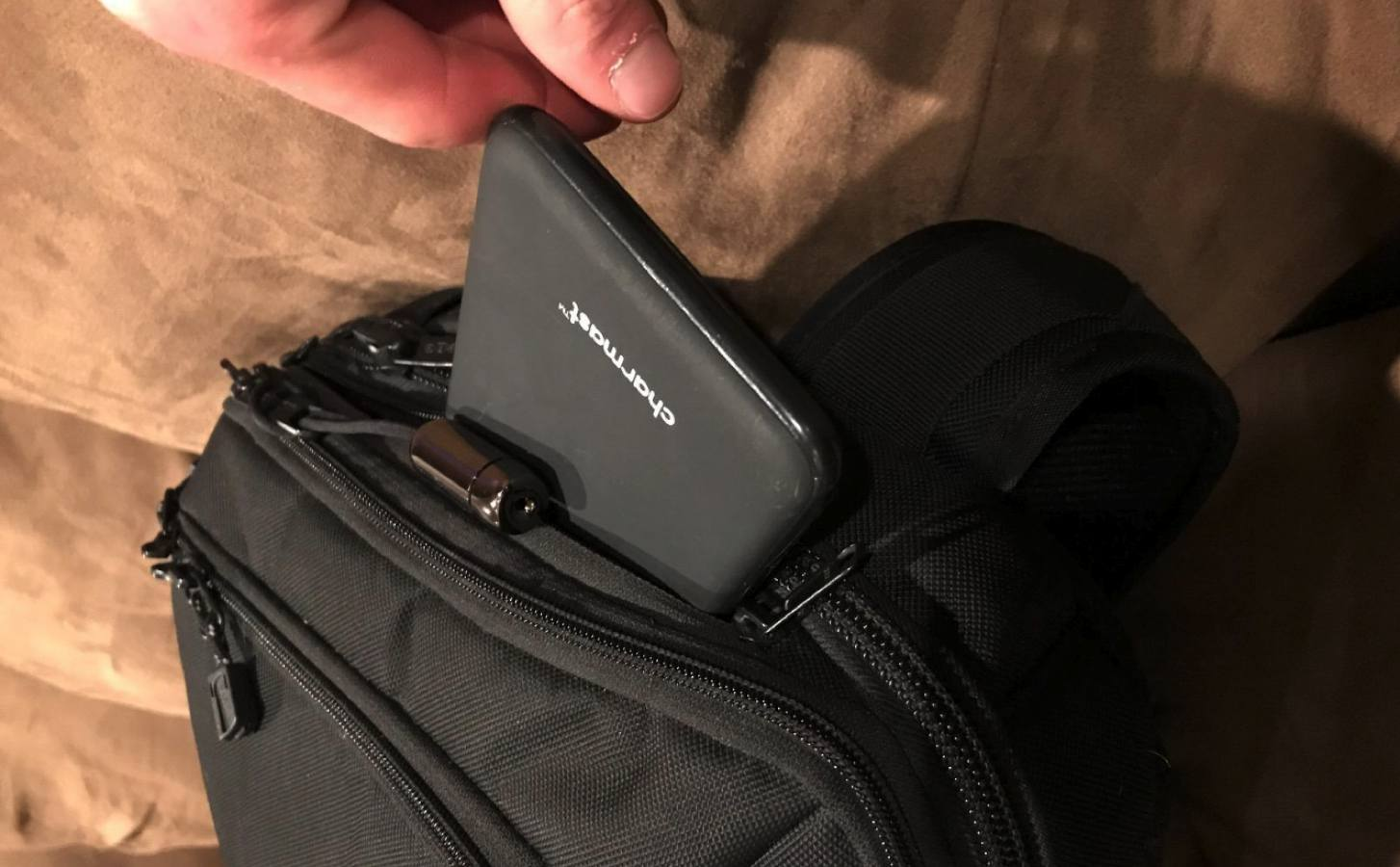 charmast battery pack review