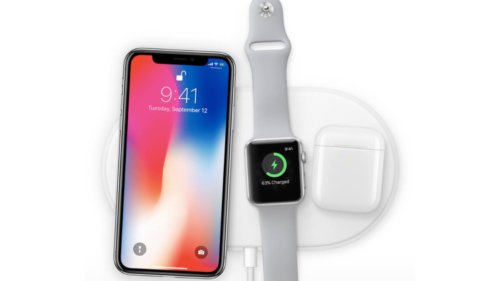 super popular 877b2 b1046 Apple's new AirPower can charge your iPhone X, Apple Watch, and ...