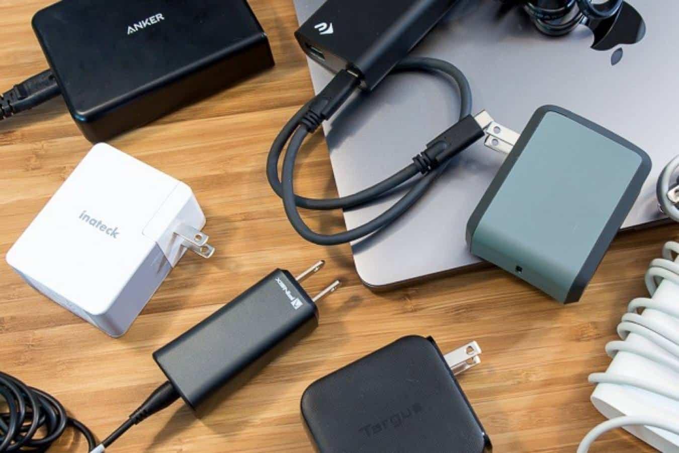 anker charging gear