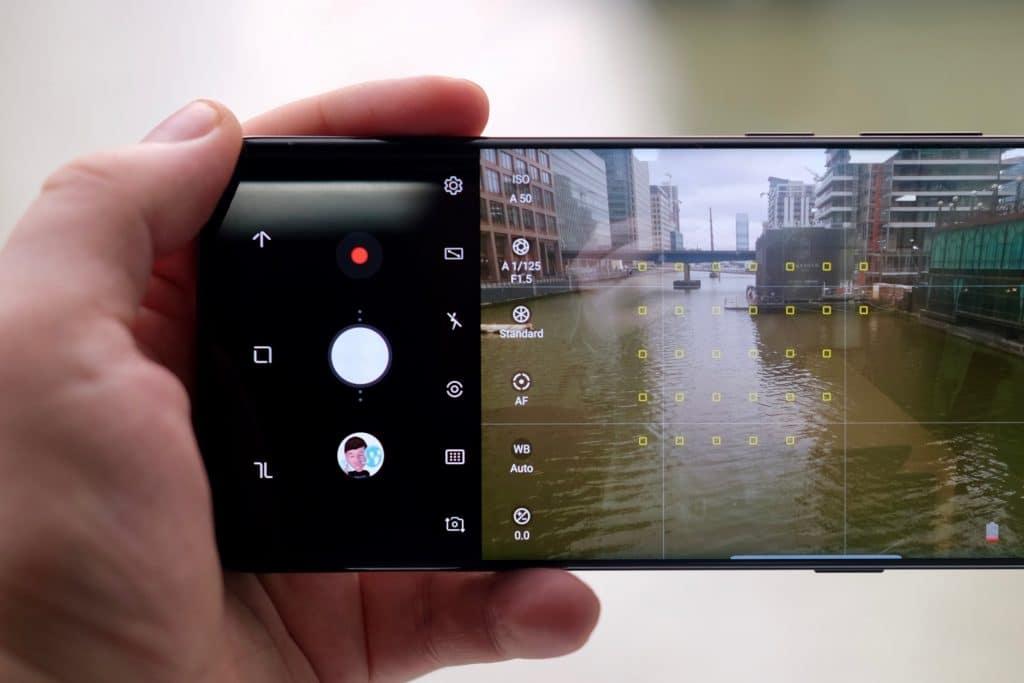 Galaxy S9 Pro Mode