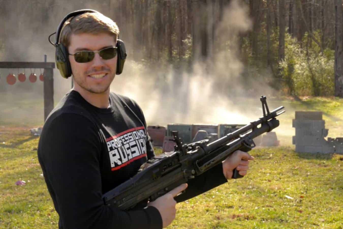 gun video youtube