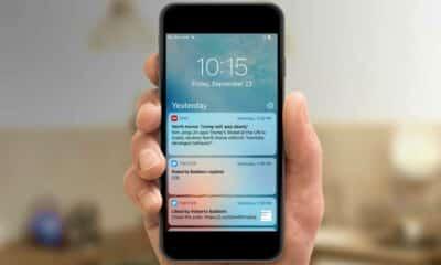 apple iphone x notifications