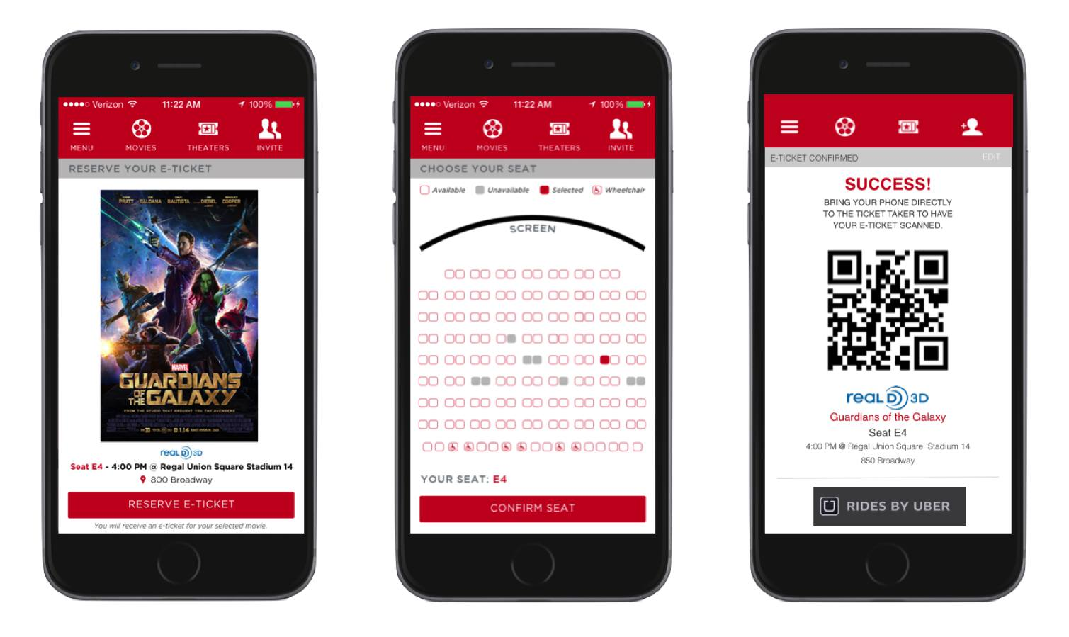 moviepass app
